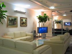 VIP lounge and fast track services in airports